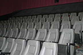 Inside a Theatre